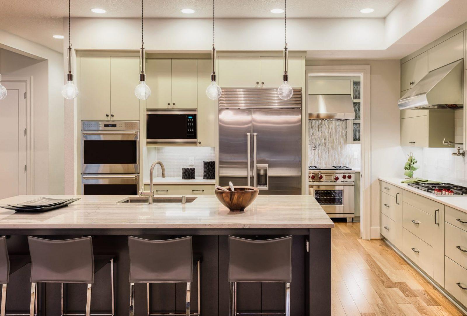 Kitchen Cabinets Ottawa - Custom Kitchen Design | KitchenInteriors.ca